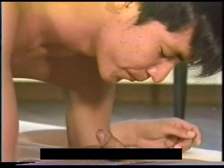 バブリーヒルズ!90年代風ジャニ系のとんでもデカマラ男! フェラ  90pic 12