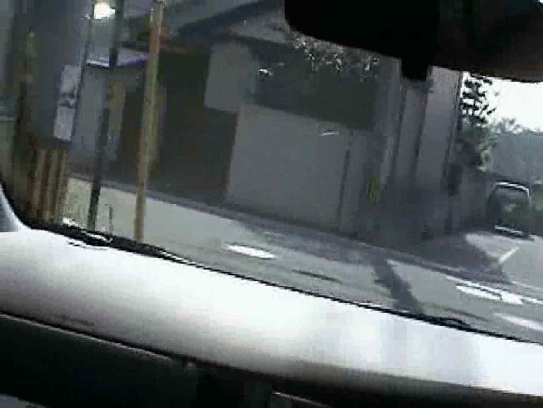 車の中で我慢しきれず発情するゲイカップル フェチ  65pic 7