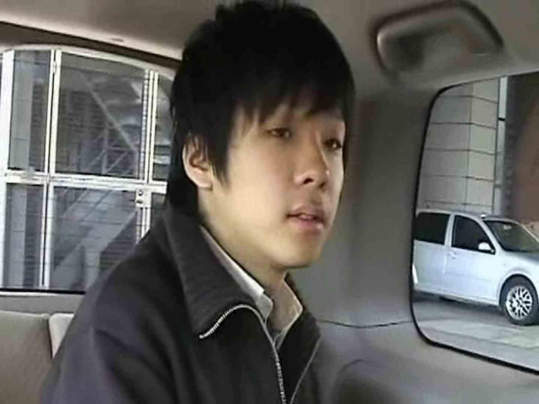 車の中で我慢しきれず発情するゲイカップル フェチ  65pic 12
