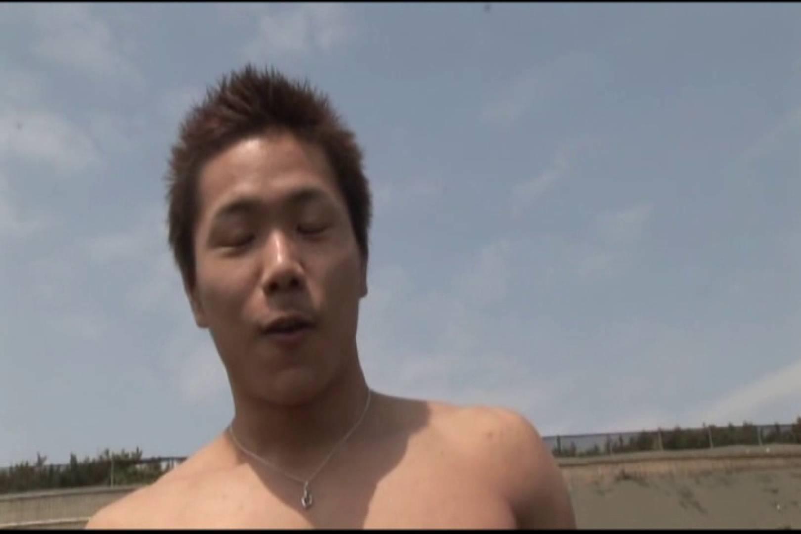 勇二郎、昇天す。野外オナニー編 茶髪  46pic 4