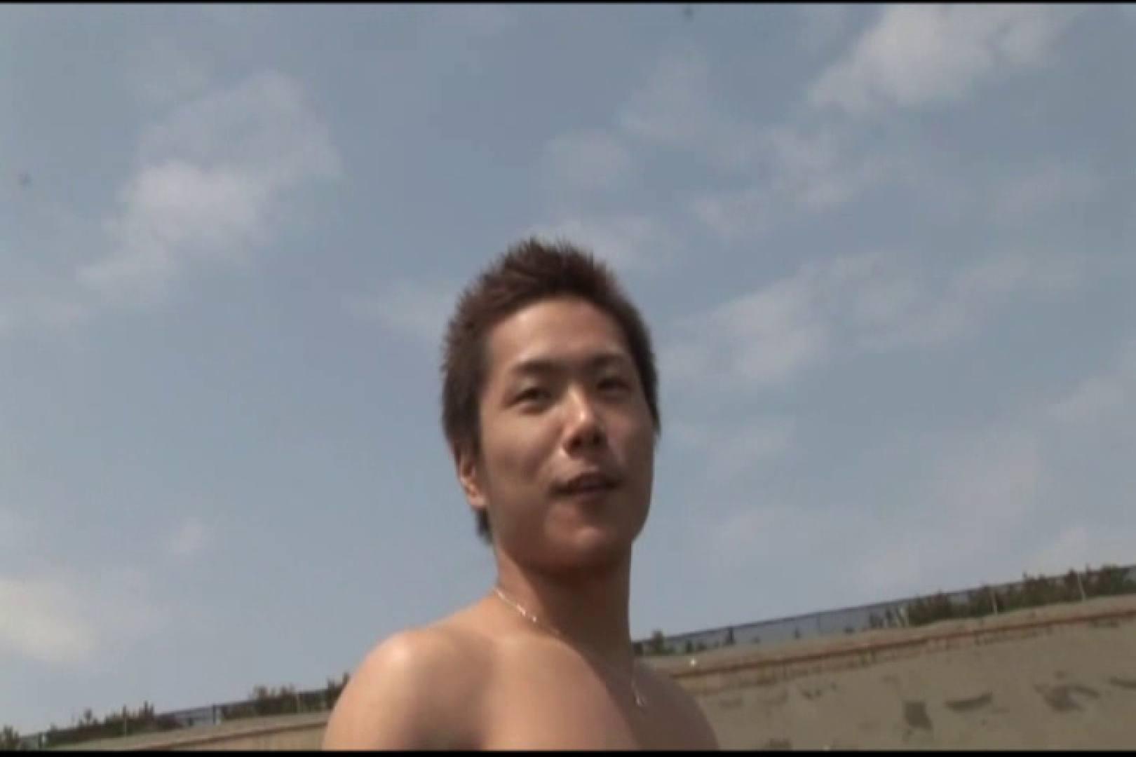 勇二郎、昇天す。野外オナニー編 茶髪  46pic 11