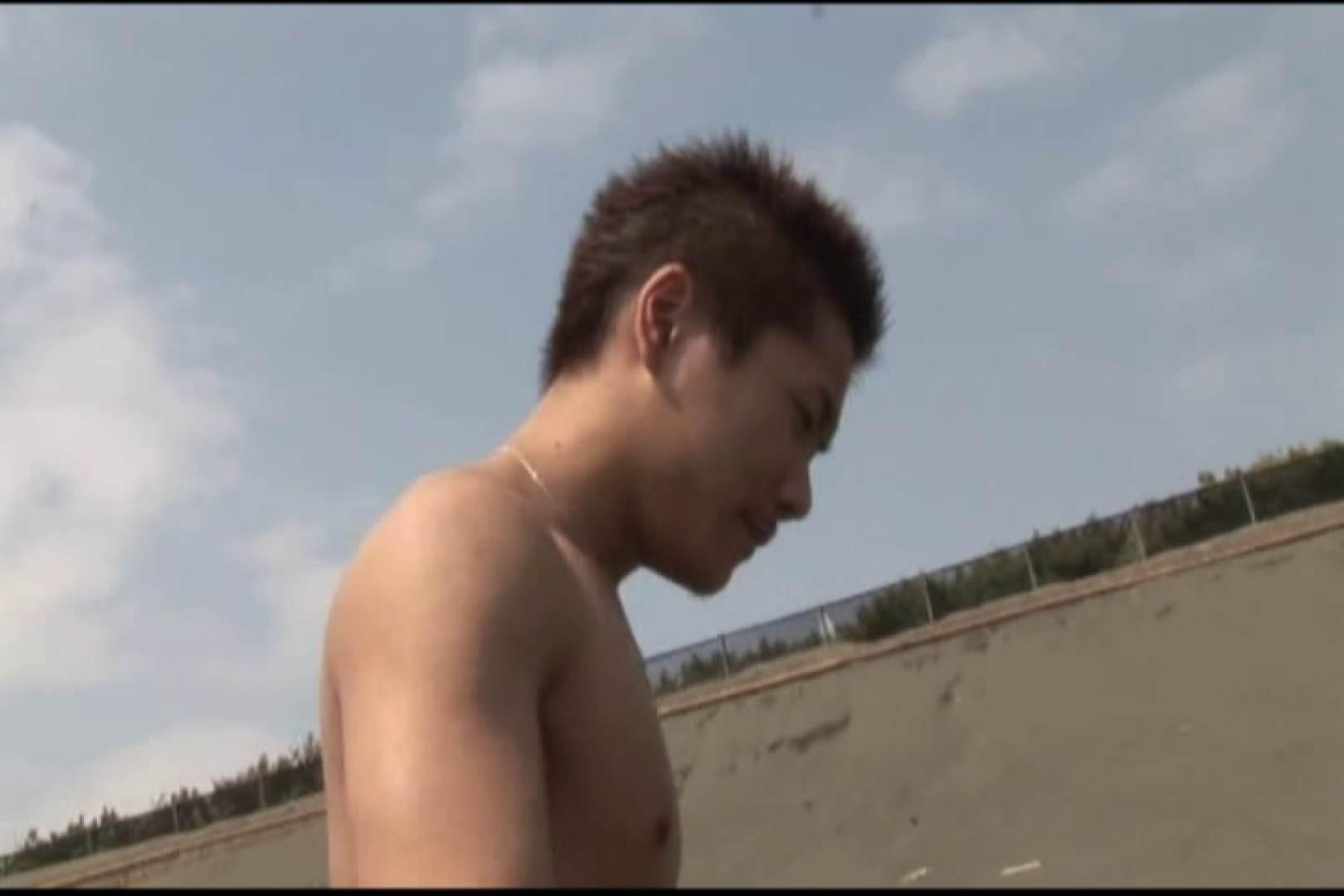 勇二郎、昇天す。野外オナニー編 茶髪  46pic 12