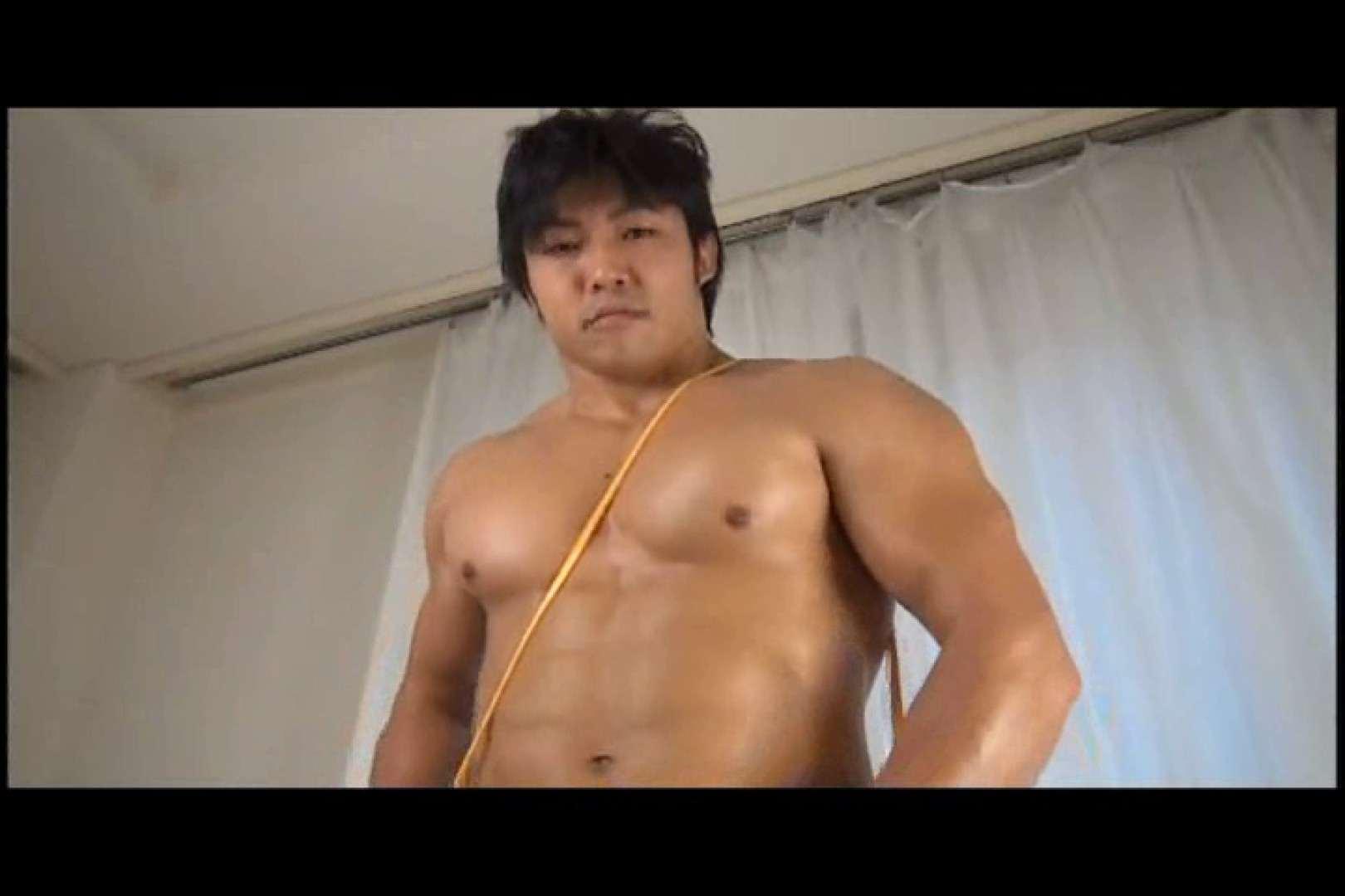 エロガチムチ兄さんのセクシームービー前編 ガチムチ  104pic 64