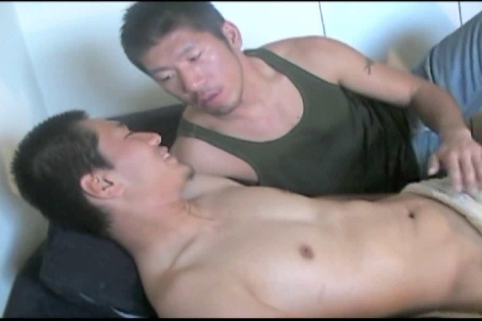 照れ顔が最高。少々緊張気味の体育会系男子。 裸  63pic 26