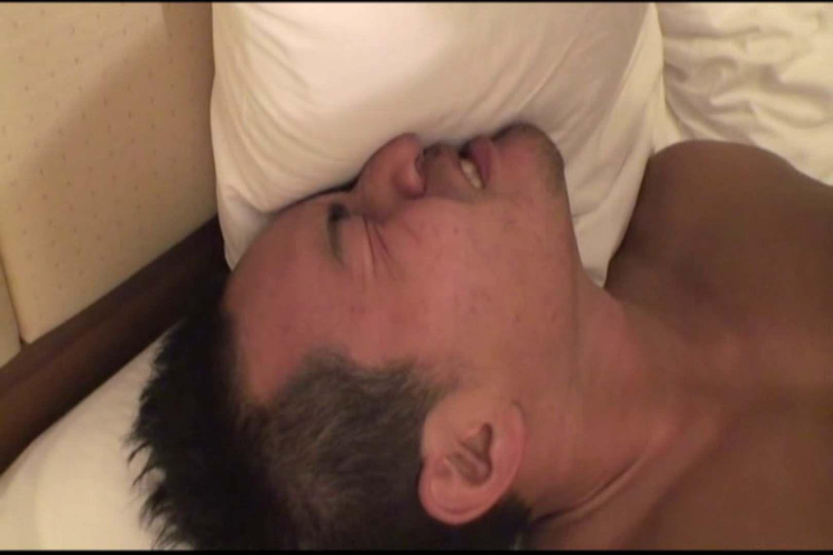 短髪ラガーマン風男子、乳首を舐められ悶絶顔 ぶっかけ  58pic 46