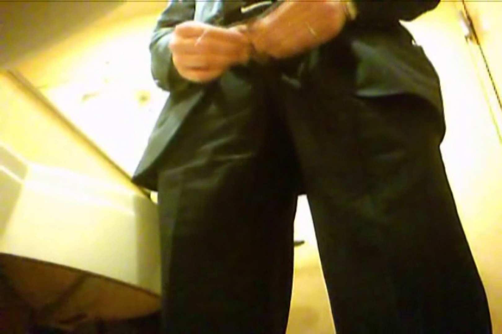 Gボーイ初投稿!掴み取りさんの洗面所覗き!in新幹線!VOL.17 スーツ  100pic 24