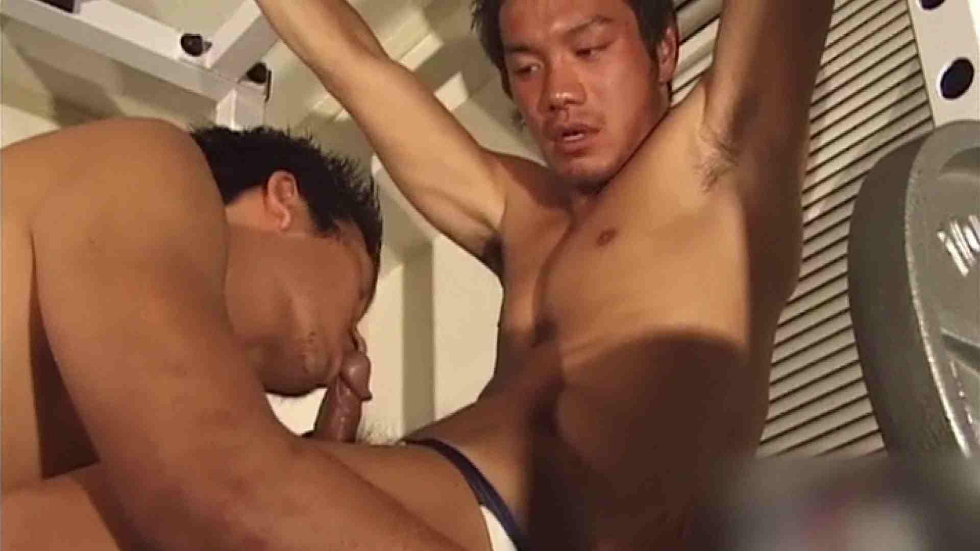 筋肉バカのおてぃんてぃんはほとんどゲイだからぁ…vol.3 アナル  104pic 48